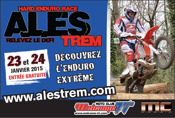 Découvrez Alès Trêm Hard Enduro Race